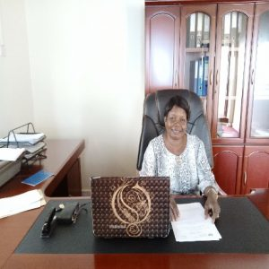 Mrs. Blasia Akongo James