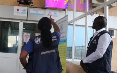 S. Sudan begins screening for coronavirus at JIA