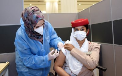 Emirates Group offers Covid-19 vaccine to employees